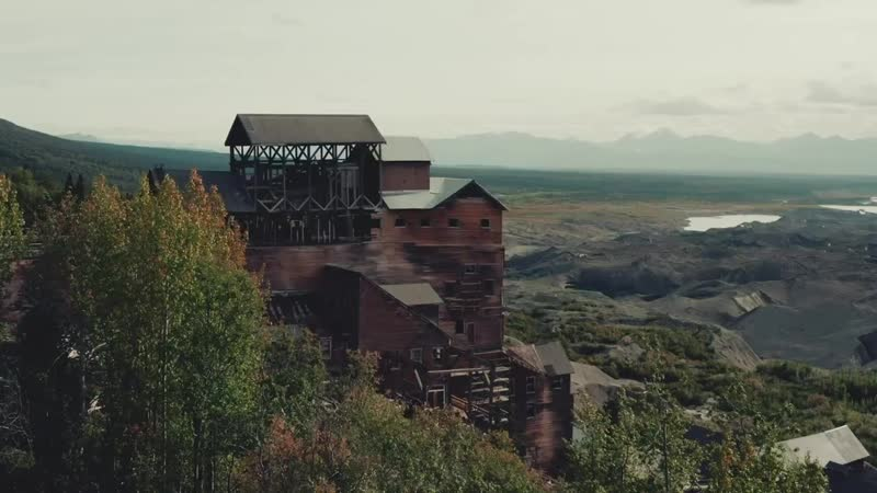 The remote ghost town that put Alaska on the map BBC
