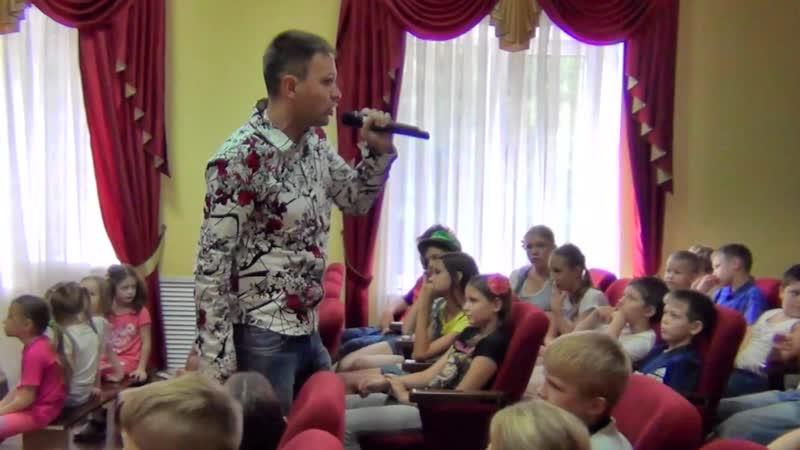 Владимир Волынкин Всё могут короли 16 08 2016