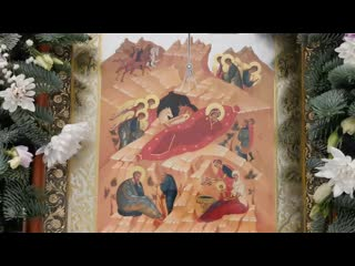 Праздничная проповедь свящ. Александр Сатомский