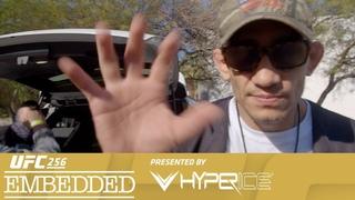 UFC 256: Embedded - Эпизод 3
