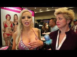 Bad Ass Sex Advice with Alison Leigh  Nina Elle  AVN 2018