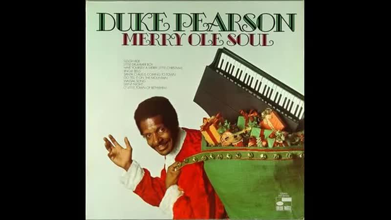 Duke Pearson - Sleigh Ride 1969