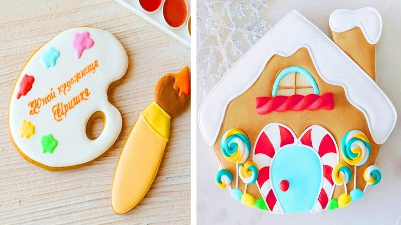Best Beautiful Cookies Decorating Designs Most Satisfying Cookies Decorating Ideas For Family