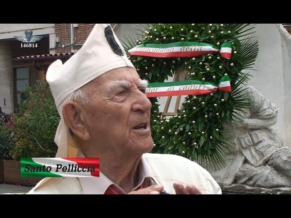 Addio al Paracadutista di El Alamein Santo Pelliccia intervista SENZA CENSURA