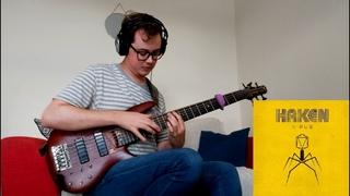 Haken - Messiah Complex (FULL Bass Cover)
