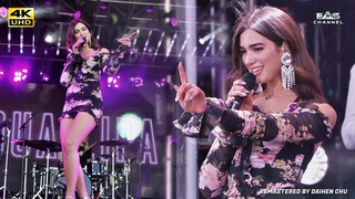 [Remastered 4K • 50fps] Be The One - Dua Lipa •  Jimmy Kimmel Live! 2017 • EAS Channel