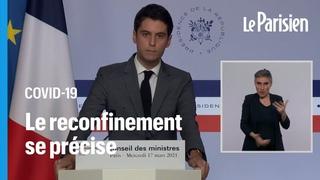 Covid-19 : «Des mesures supplémentaires» en Ile-de-France dès ce week-end, prévient Attal