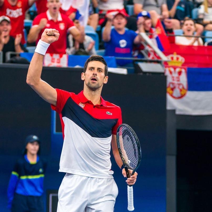 Новак Джокович приписывает своё «феноменальное» выступление на Australian Open 2020 веганской диете, изображение №1