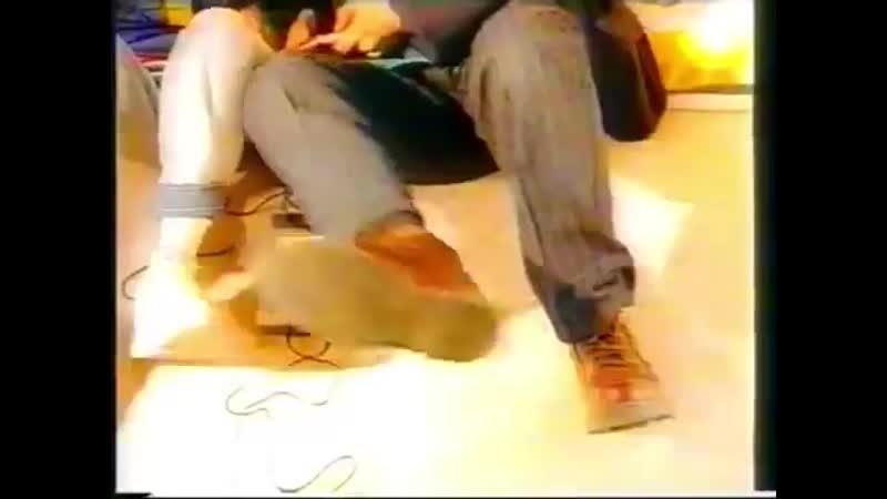 Реклама ДЕНДИ из 90 х