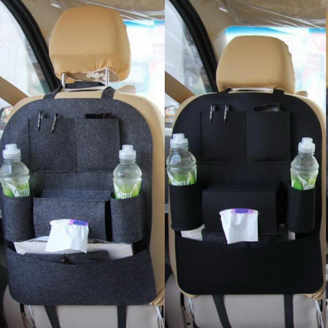 Войлочный органайзер для заднего сиденья автомобиля