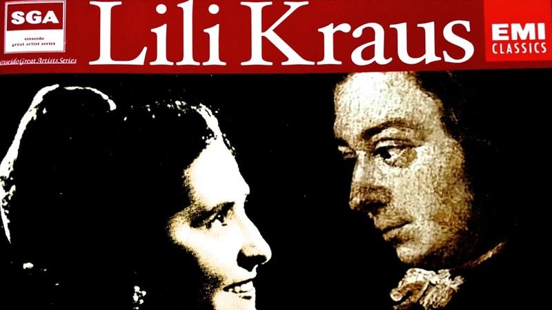 Mozart - Complete Piano Sonatas / New Mastering (recording of the Century : Lili Kraus 1956)