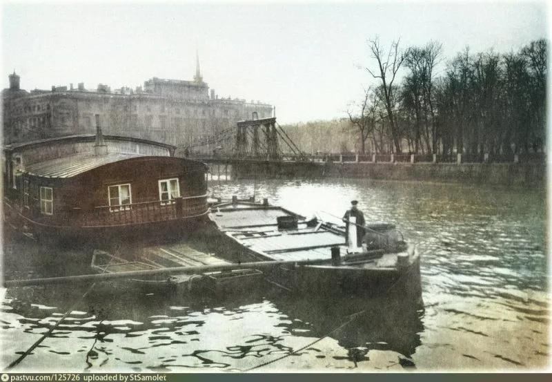 Эксклюзивные цветные фотографии Петербурга начала 20 века - часть 2, изображение №12