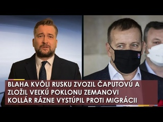 Ľuboš Blaha (SMER SD) zložil poklonu Zemanovi, Boris Kollár rázne vystúpil proti migrácii