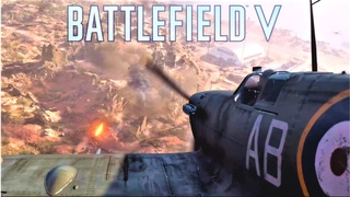 BattleField V Under no Flags Onslaught Gameplay