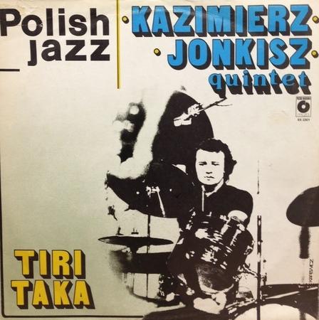 Kazimierz Jonkisz Quintet - Tiritaka (FULL ALBUM, contemporary jazz, 1980, Poland)