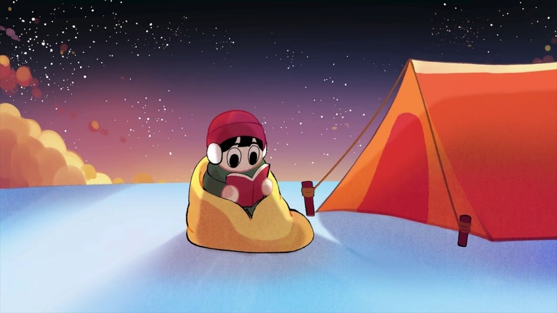 홍익대학교 애니메이션과 2018 졸업작품 LAST PENG