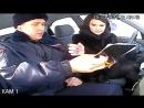 Успешная сдача экзамена в ГИБДД автодром Анастасия Андреевна