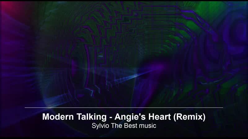 Modern Talking kiss Angie's Heart Remix heart ️ italo disco 2020 notes 706 X 1280 mp4