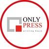 Онли-Пресс | Типография | Полиграфия | Дизайн