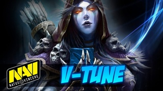 V-Tune DROW - Natus Vincere vs Winstrike Team - Dota 2 Pro Gameplay [Watch & Learn]