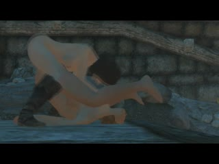 3d futanari animation porn game medieval shemale fucks girl in ass