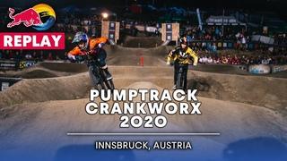 REPLAY Rockshox Pump Track Challenge   Crankworx Innsbruck 2020