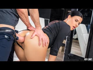 Billie Star - Sexy Brunette Gets Her Holes Destroyed - Anal Sex Rough Deepthroat Gagging Milf Big Dick Cock Cumshot, Porn, Порно