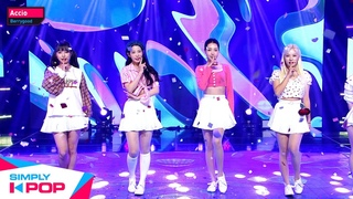 [Simply K-Pop] Berrygood (베리굿) - Accio (함께 떠나요) _