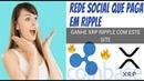 CriptoMidia | Rede Social que paga em Ripple (XRP) | Pagamento Instantâneo | Home Office