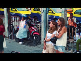 4k ultra hd. a typical day and night in pattaya