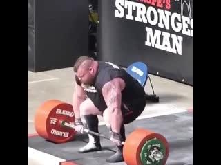 Тяга 500 кило! Для любителей тяжелой атлетики... nzuf 500 rbkj!