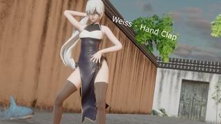[MMD RWBY] Weiss - Hand Clap