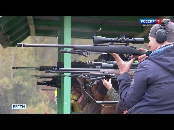 Снайперы в Кольцово