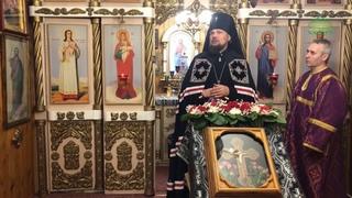 Архиепископ Сыктывкарский и Коми-Зырянский Питирим посетил Ухту.