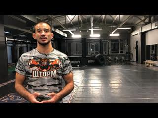 Андрей Корешков приглашает на тренировки по ММА