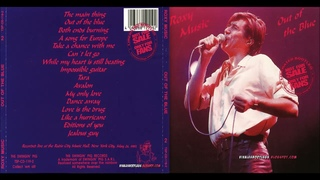 Roxy Music - Live In New York 1983 (SUPERB)