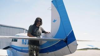 Самолёт для подвига. Mooney M20J