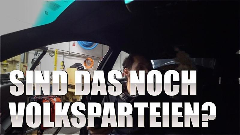 Was macht Carola Rakete? Vandalismus an 67 Autos in Herne! Sind das noch Volksparteien?