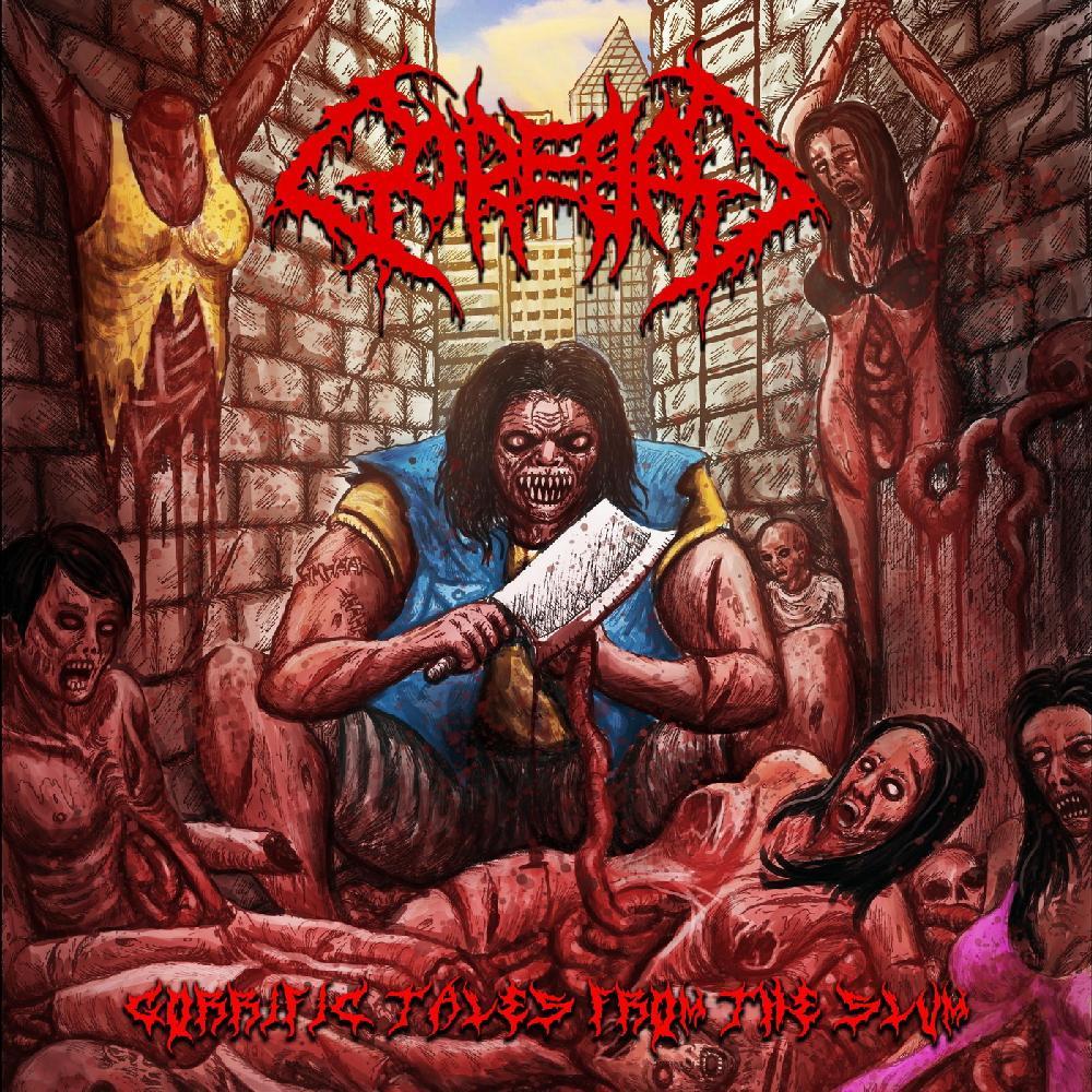 Gorebag - Gorrific Tales from the Slum [EP]