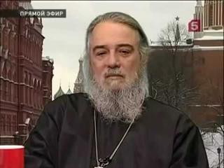 Александр Невзоров троллит священника вопросом о Геракле
