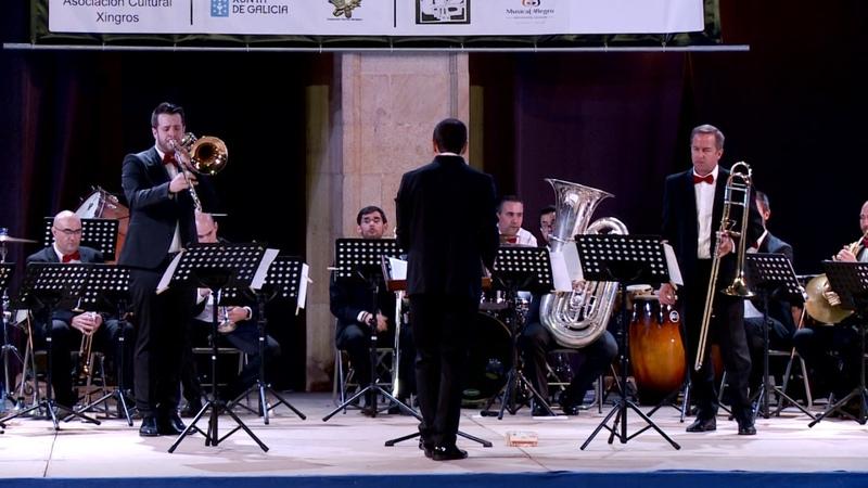 Fogo da mulata, E. Crespo - Hércules Brass Ensemble