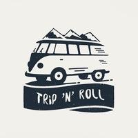 Логотип Trip'n'Roll Путешествия из Воронежа