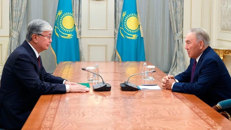 Токаев с Назарбаевым могли заразиться В Акорде усиление санитарных норм БАСЕ
