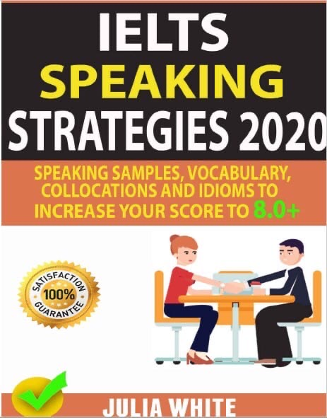 white julia ielts speaking strategies 2020