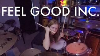 Feel Good Inc. - Gorillaz - Drum Cover