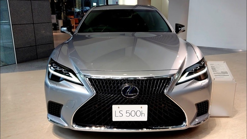 新型2021 LEXUS LS500h EXECUTIME 👍 2020年11月19日新発売 レクサス LS500h エグゼクティブ ソニックイリジウム 3年ぶりのマイナーチェンジ