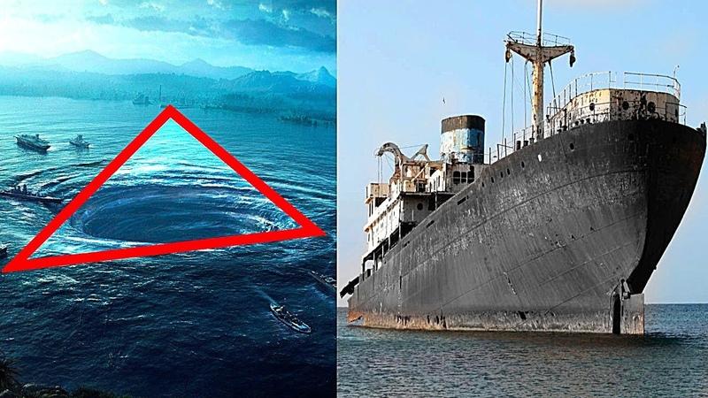 Бермудский Треугольник Вернул Корабль Который Пропал 90 Лет Назад
