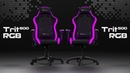 Genesis Trit 500 RGB and Trit 600 RGB - Chairs made for gamers