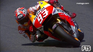 Marc Marquez - King of Drifting