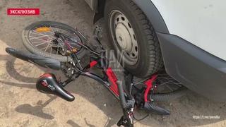 Одиннадцатилетнего велосипедиста сбили в Великих Луках